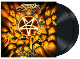 Anthrax Worship Music 2-LP Standard