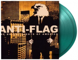 Anti-Flag The bright lights of America 2-LP Standard