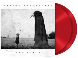 Asking Alexandria The black 2-LP rot