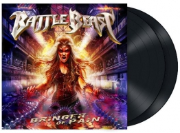 Battle Beast Bringer of pain 2-LP Standard