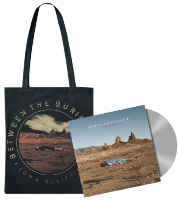 Between The Buried And Me Coma ecliptic - Tour Edition 2-LP silberfarben