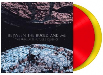 Between The Buried And Me The parallax 2: Future sequence 2-LP Standard