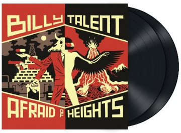 Billy Talent Afraid of heights 2-LP Standard