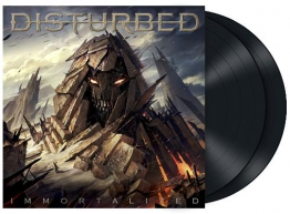 Disturbed Immortalized 2-LP Standard