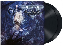 Doro Strong and proud 2-LP Standard