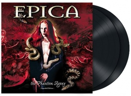 Epica The phantom agony (Expanded Edition) 2-LP Standard