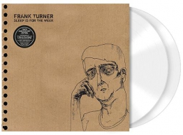 Frank Turner Sleep is for the week (10th anniversary edition) 2-LP weiß