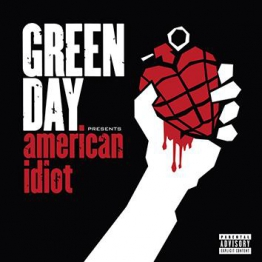 Green Day American idiot 2-LP Standard
