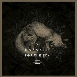 Harakiri For The Sky Aokigahara 2-LP Standard