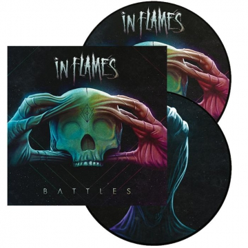 In Flames Battles 2-LP Standard