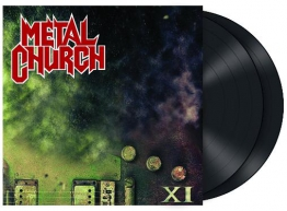 Metal Church XI 2-LP Standard