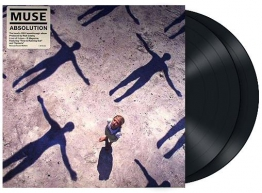 Muse Absolution (USA Version) 2-LP Standard