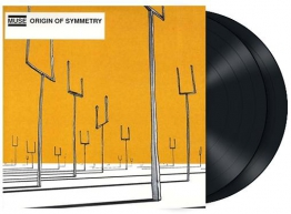 Muse Origin of symmetry (US Format) 2-LP Standard