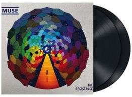 Muse The resistance 2-LP Standard