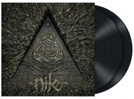 Nile What should not be unearthed 2-LP Standard