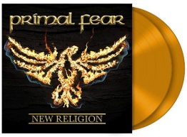 Primal Fear New religion 2-LP orange