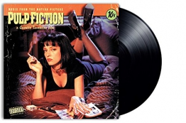 Pulp Fiction (Back-To-Black-Serie) [Vinyl LP] -