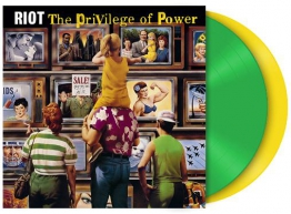 Riot The privilege of power 2-LP Standard