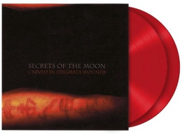 Secrets Of The Moon Carved in stigmata wounds 2-LP rot