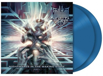Solution .45 Nightmares in the waking state - Part I 2-LP blau