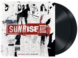 Sunrise Avenue Fairytales - Best Of Ten Years Edition 2-LP Standard