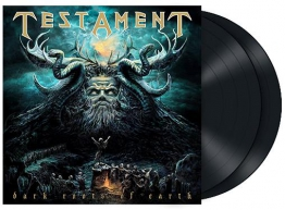 Testament Dark roots of earth 2-LP Standard