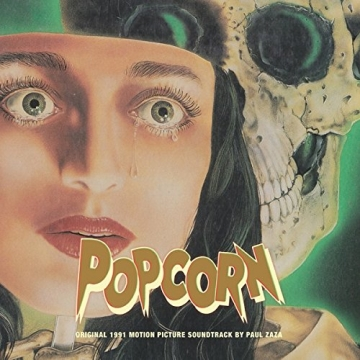 Paul Zaza – Popcorn (Original 1991 Motion Picture Soundtrack) -
