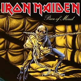 Piece of Mind [Vinyl LP] - 1