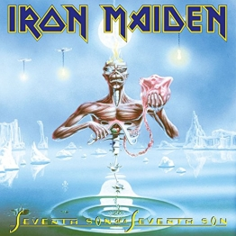 Seventh Son of a Seventh Son [Vinyl LP] - 1