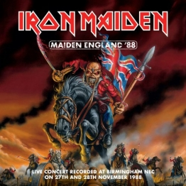 Maiden England '88 (2013 Remastered Edition) - 1