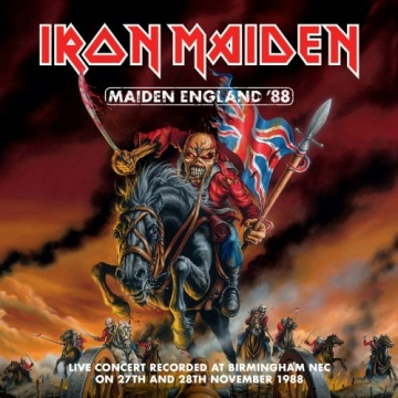 Maiden England '88 (2013 Remastered Edition) -