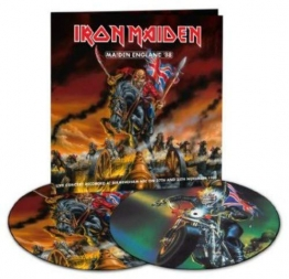 Maiden England '88(Picture Disc) [Vinyl LP] - 1