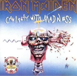 Can I Play With Madness by Iron Maiden - 1