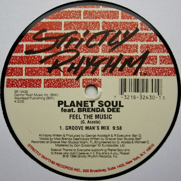 Planet Soul Records, Lps, Vinyl And Cds  Musicstack