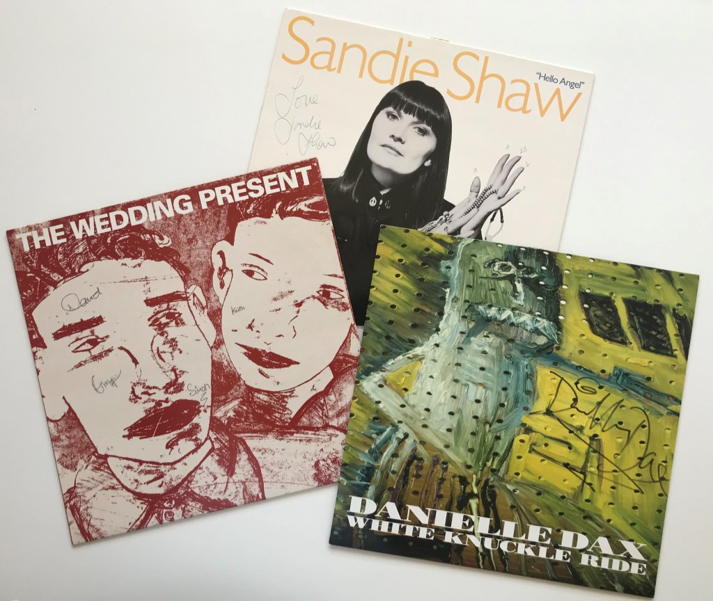 Autographed Items Vinyl Wanted wants to buy