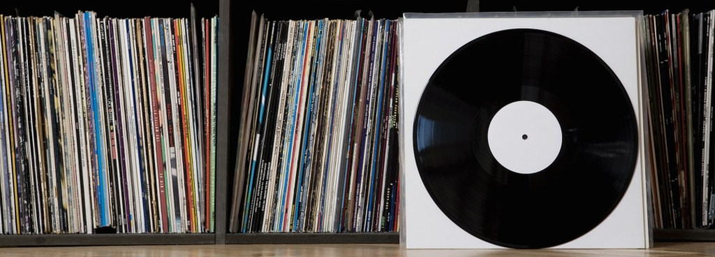 Vinyl LP Records for Charity Donation