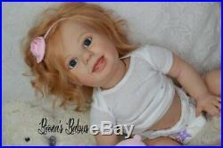 CUSTOM ORDER Reborn Doll Baby Girl Crawling Toddler Amelia by Bountiful baby 09 bn
