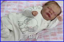 Hyperrealistic Reborn Baby doll ROMILLY Cassie Brace 18