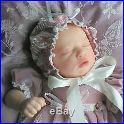 SALE BM Originals Reborn Baby Girl Doll Skya Realborn Red Head SALE