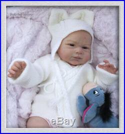 TINKERBELL NURSERY Helen Jalland Reborn Baby doll Prototype Ping Lau Sculpt