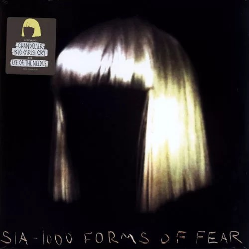 SEALED 12 LP Sia 1000 Forms Of Fear 2014 Monkey Puzzle