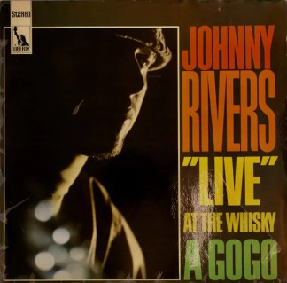 Johnny Rivers - Live At The Whisky A Go-Go (LP, Album)