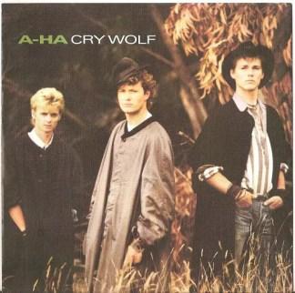 """a-ha - Cry Wolf (7"""", Single)"""