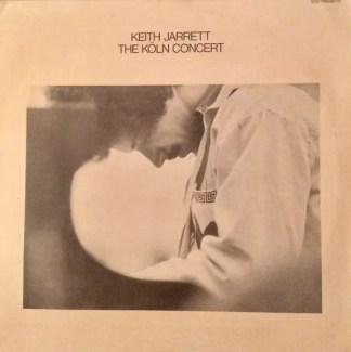 Keith Jarrett - The Köln Concert (2xLP, Album, Gat)