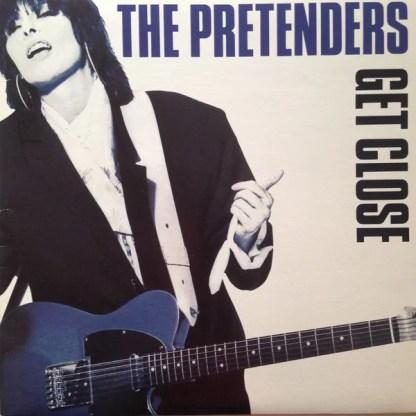 The Pretenders - Get Close (LP, Album)