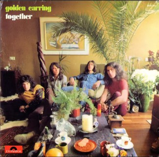 Golden Earring - Together (LP, Album)