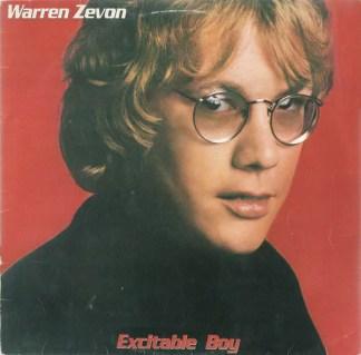 Warren Zevon - Excitable Boy (LP, Album)