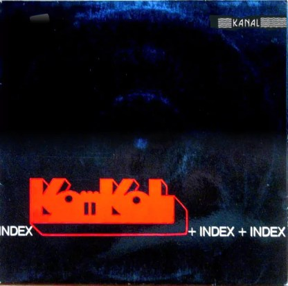KomKol - +Index+ (LP)