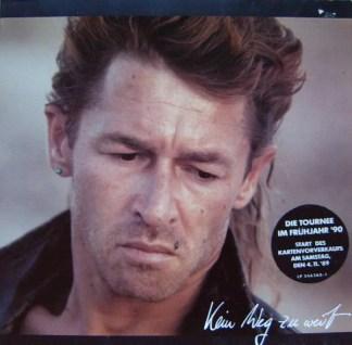 Peter Maffay - Kein Weg Zu Weit (LP, Album, Gat)