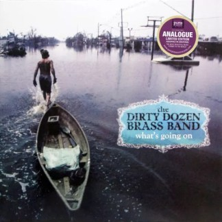 The Dirty Dozen Brass Band - What's Going On (LP, Album, RE, Gat)